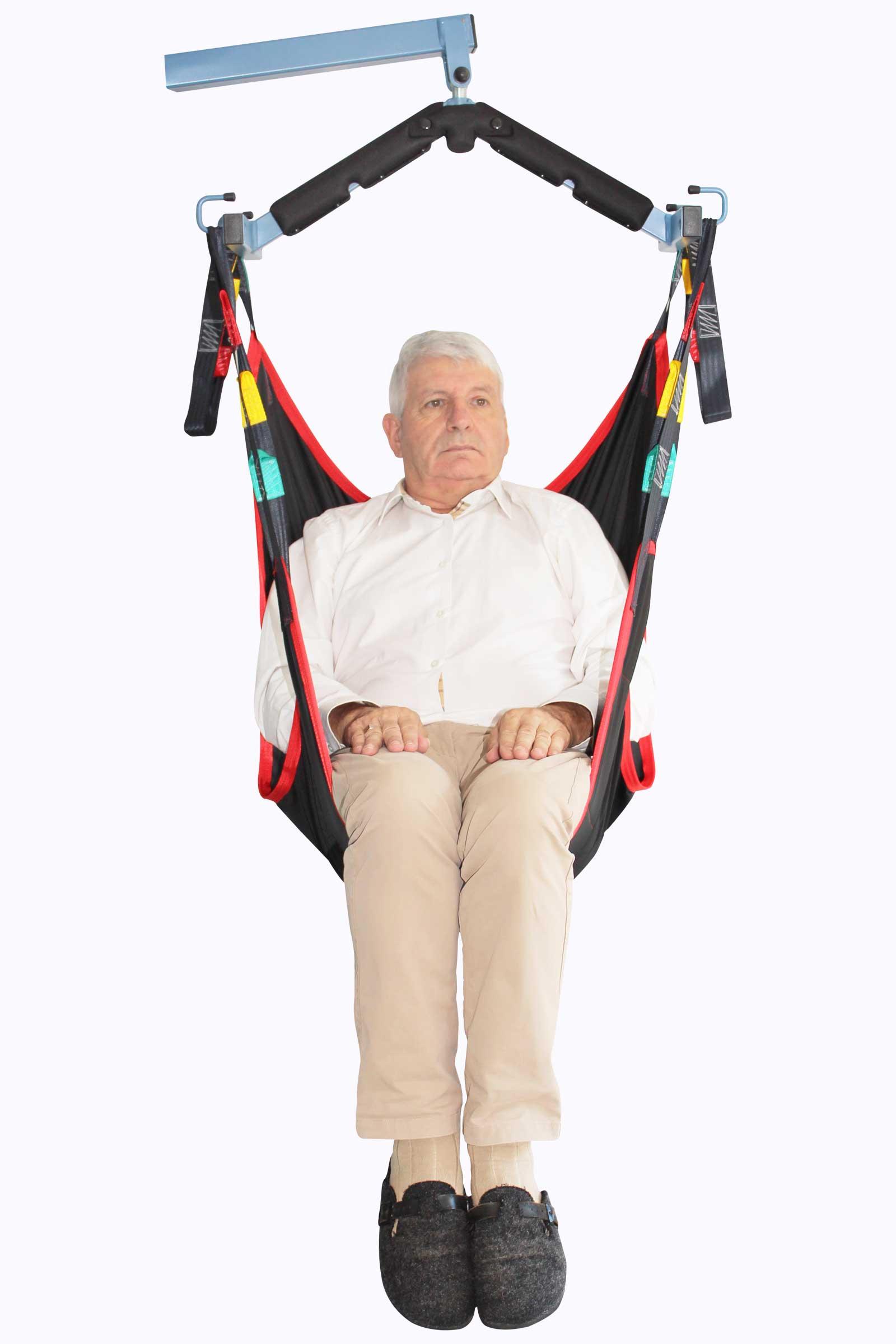 Nausicaa Medical Patient Lift Slings Standard Comfort