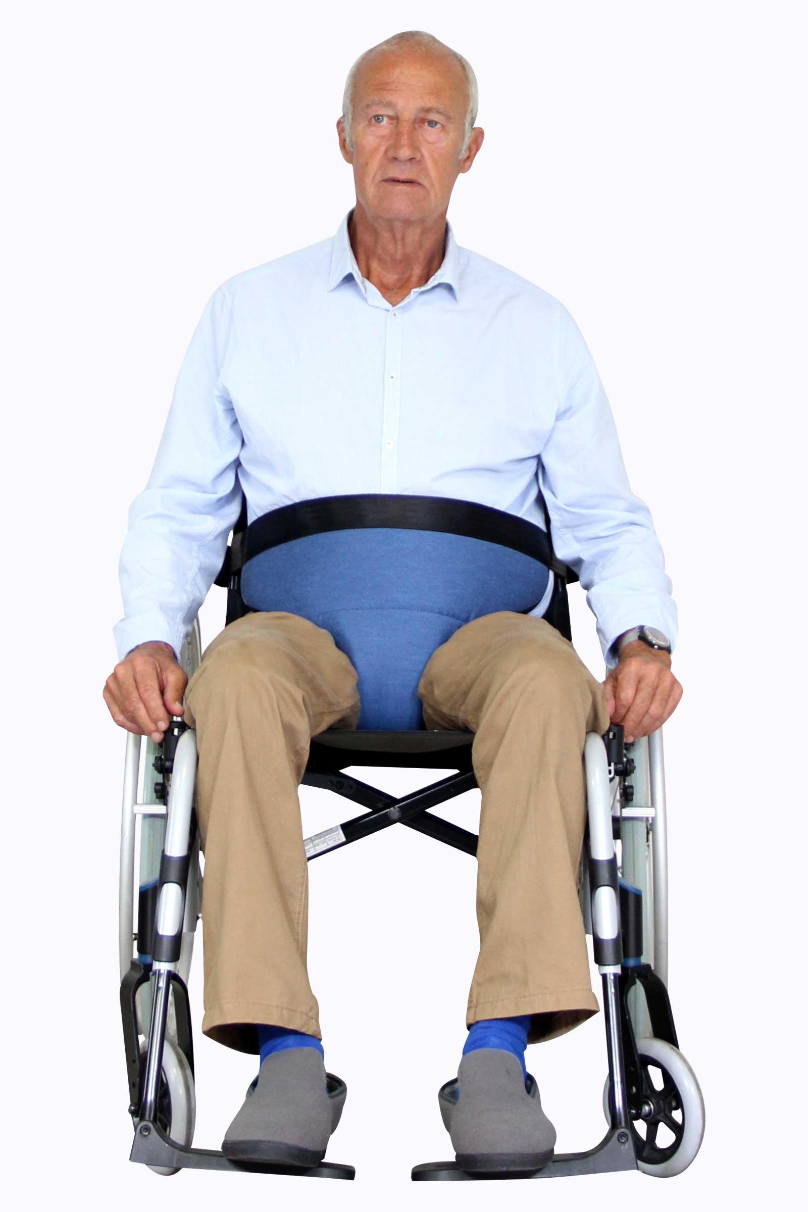 NAUSICAA Medical - Patient Positioning - Pelvic Comfort Belt