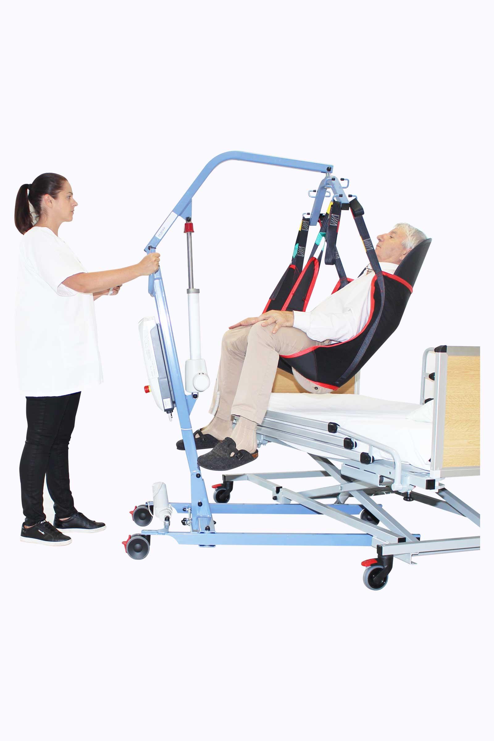 Blue Flyer Plus Patient Lifts Nausicaa Medical