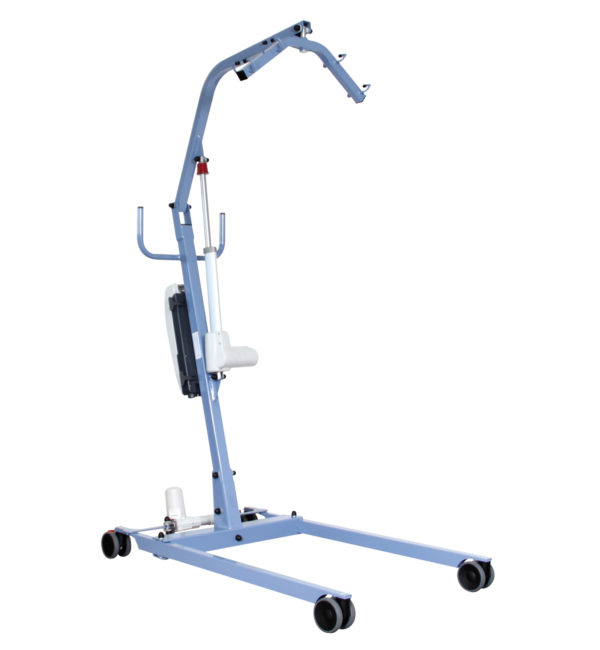 BLUE FLYER PLUS with opening legs (electrical or mechanical)