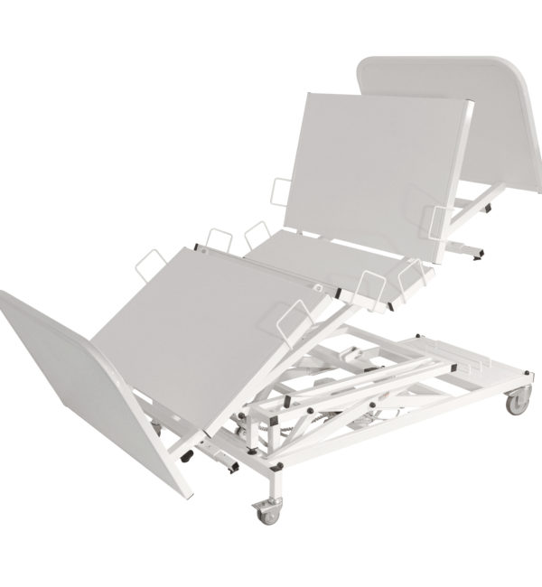 """IXO"" Standing-Up Bed 150 kg or 235 kg"