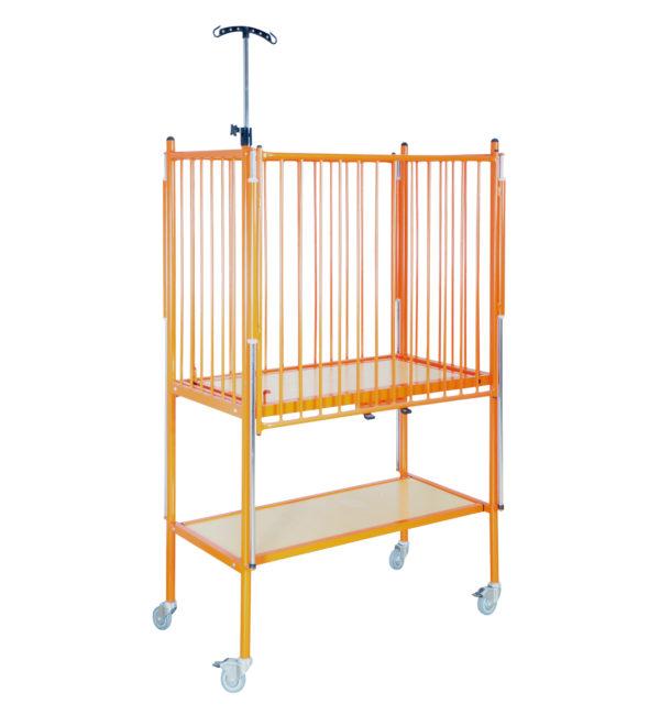 """""""JÉRÉMI"""" Child's hospital cot with slats"""