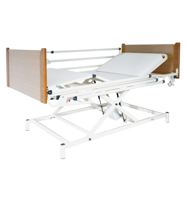 """""""SAMSON"""" Bariatric Medical Bed 320 kg / 390 kg"""