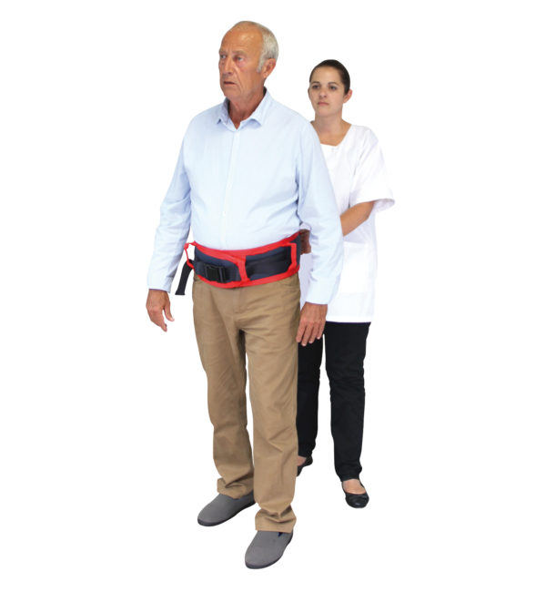 Walking Aid and Lifting Belt