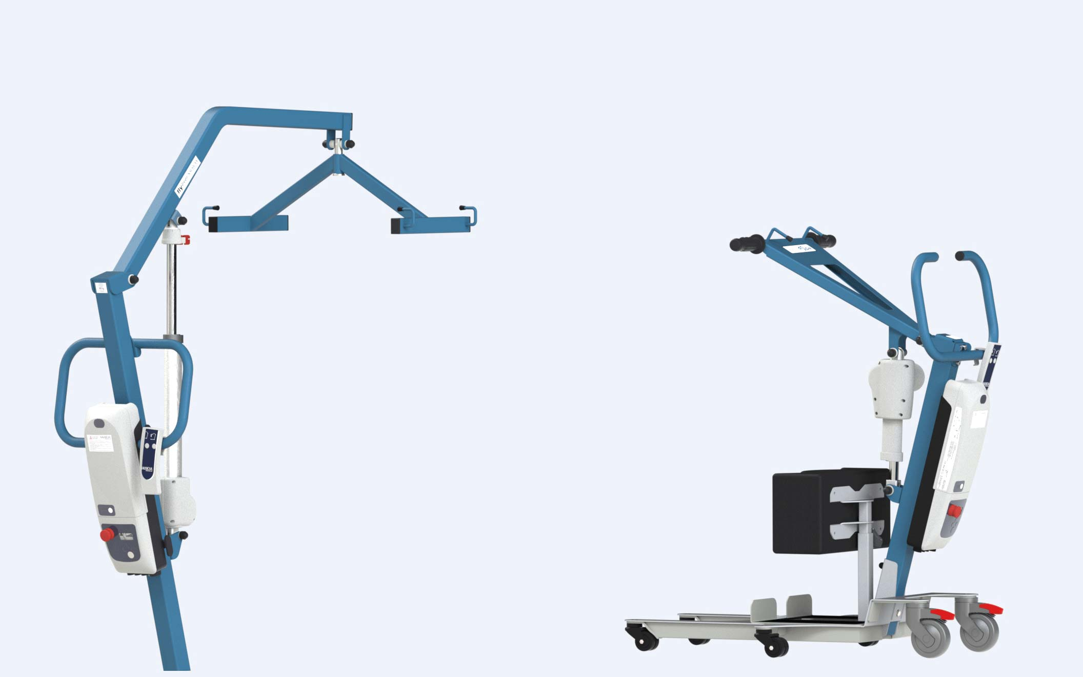 PATIENT LIFT SYSTEMS