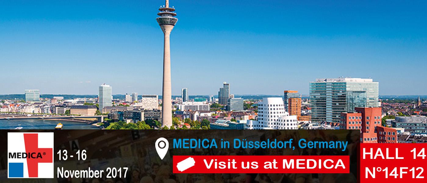 MEDICA 2017 - NAUSICAA Medical