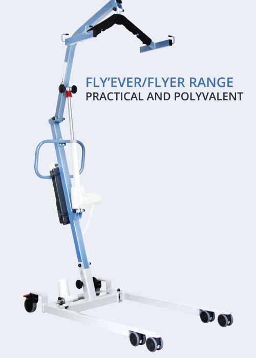 PATIENT LIFTS - FLY'EVER RANGE