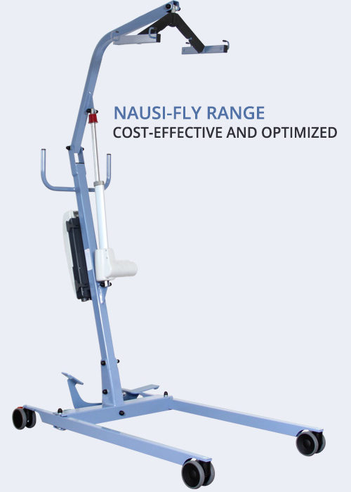 PATIENT LIFTS - NAUSI-FLY RANGE