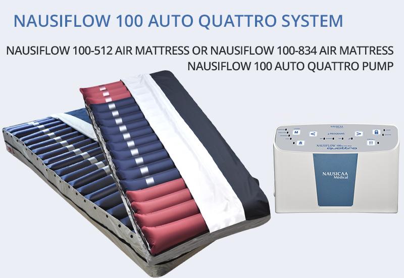 NAUSIFLOW 100 AUTO QUATTRO System