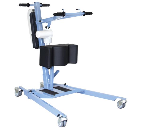 BLUE WAYUP mechanical openig legs