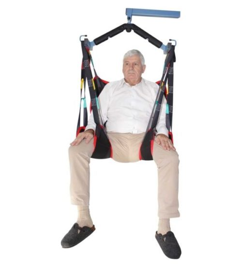 Hammock without crossing Sling (without headrest)