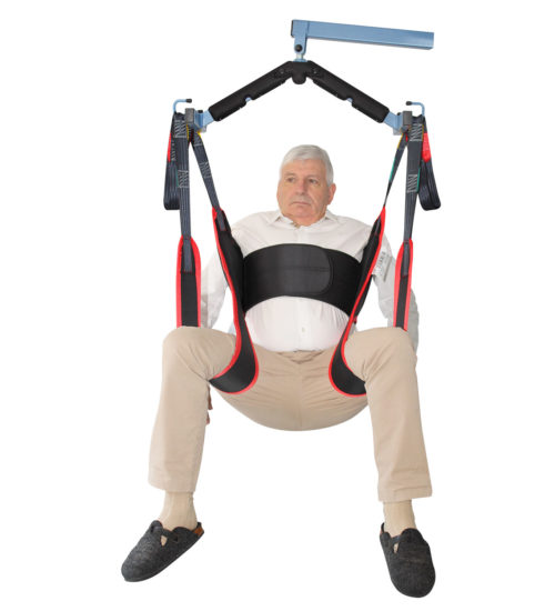 Backrest Toilet Sling