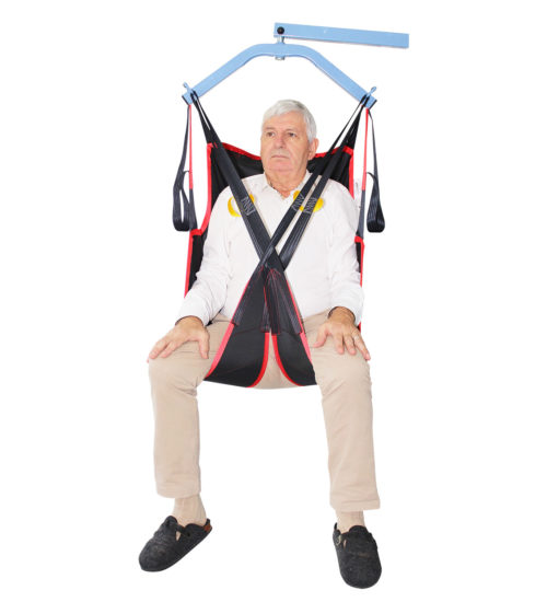 Fast Adjustable Sling without headrest (comfort or bath)