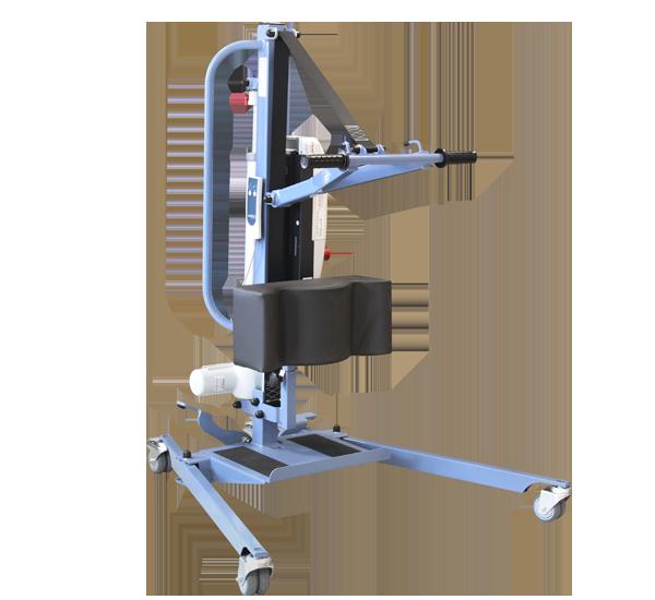BLUE EASYLEV mechanical openig legs